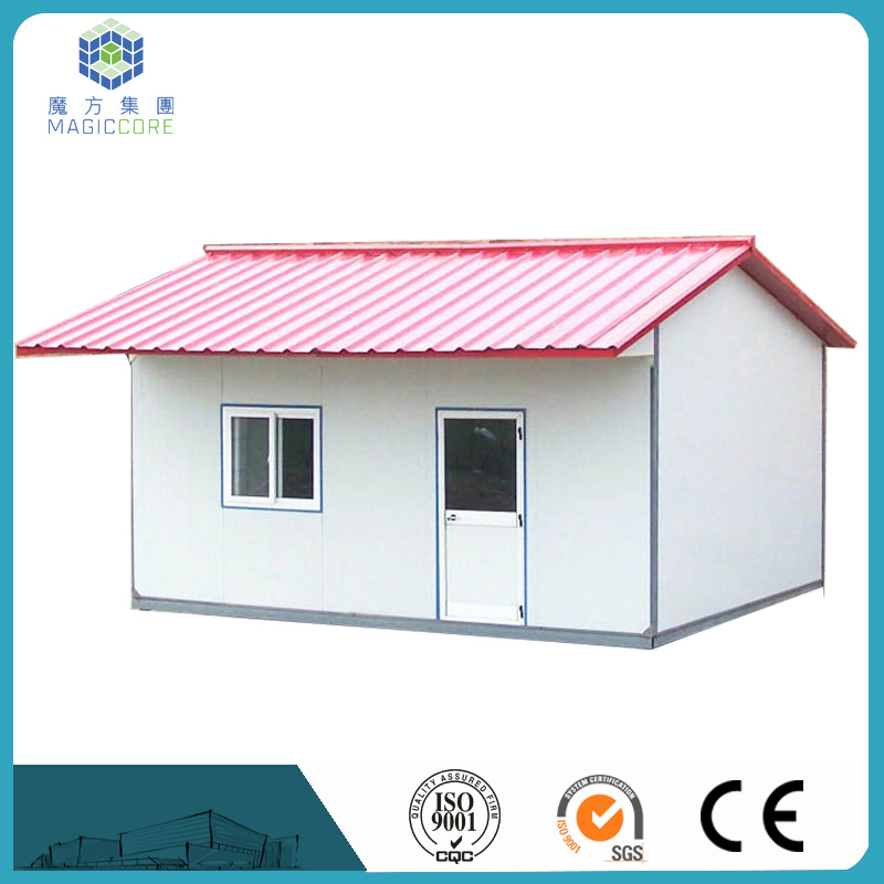 pu glass wool eps sandwich panel steel structure workshop Easy And Fast Install house plans for 3 bedroom with factory price