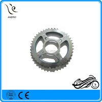Motorcycle Spare Parts For WUYANG-HONDA 43T Chain Disk And Sprocket