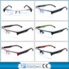 Most fashionable clip on reading glasses