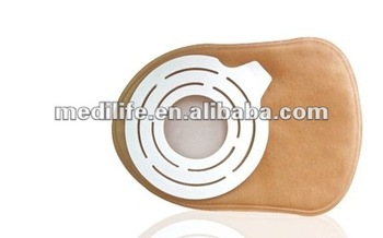 Two-piece closed (Adhesive) ostomy bag