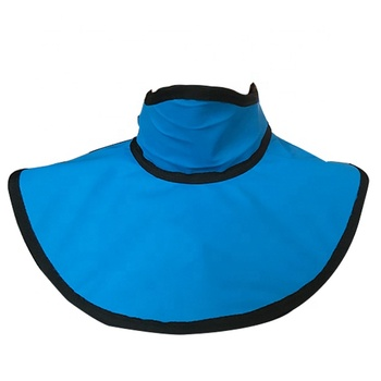 cheap lead apron with collar