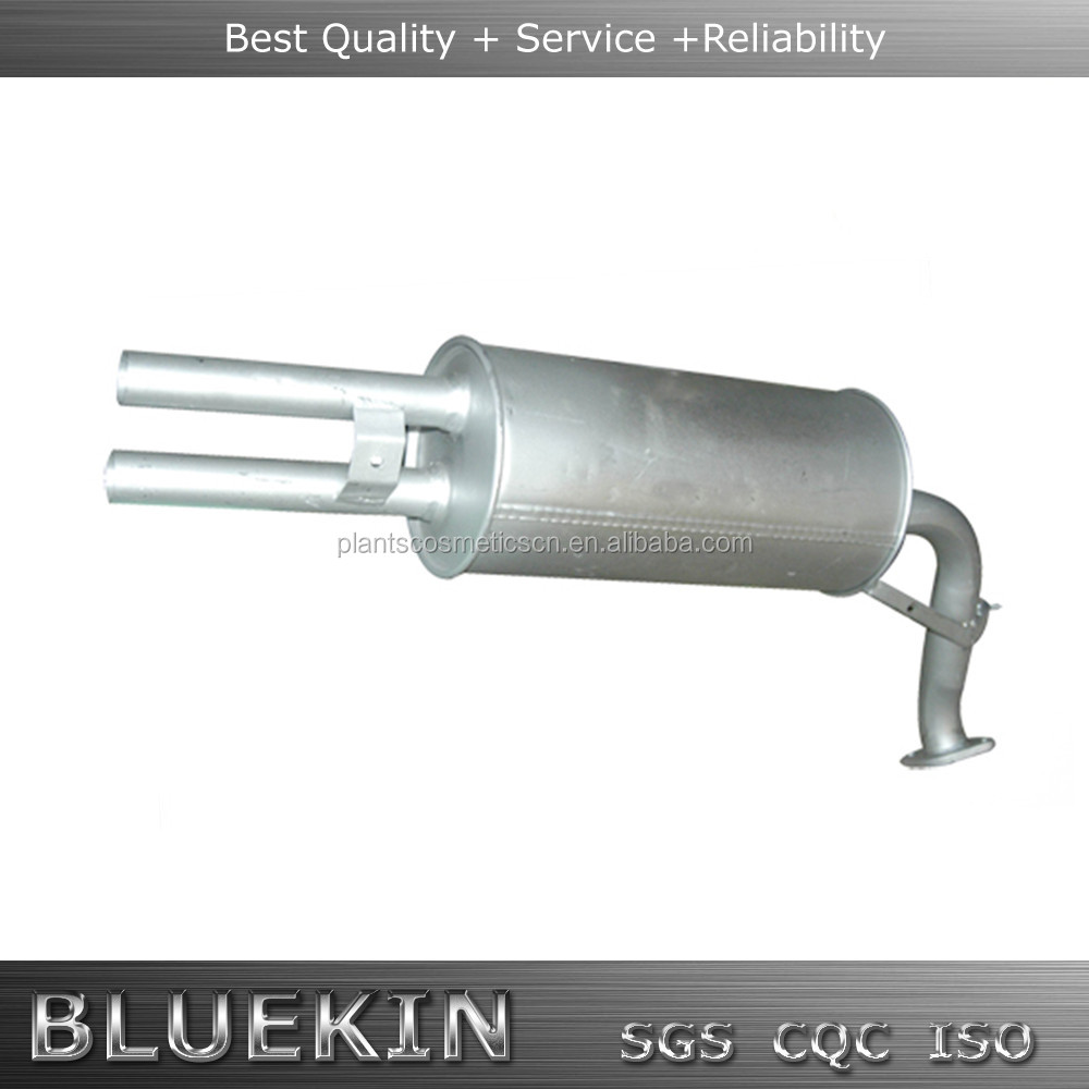 stainless steel 2.5 cheap exhaust muffler for sale