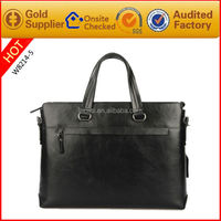 2014 winter latest fashion men leather bag vintage leather handbags made in korea