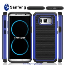 100% Net Factory Price Wholesale Mobile Phone Case Cover for Samsung Galaxy S8