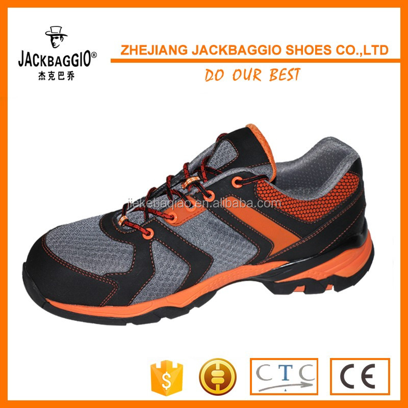Wenzhou footwear,sport style safety footwear, work shoe