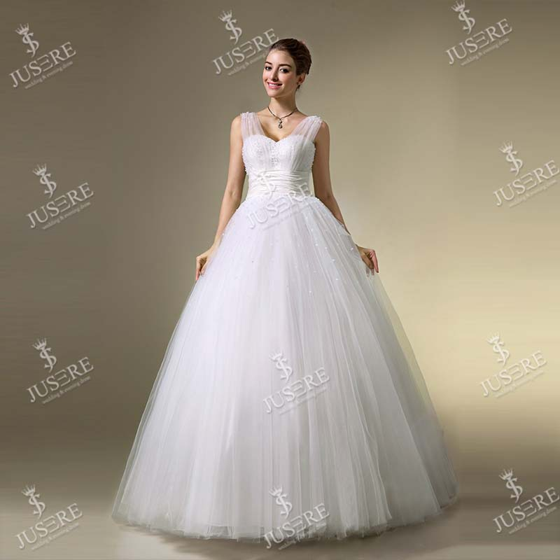 Real Sample Sheeer Straps Sweetheart Ball Gown China Suzhou Factory Direct Wedding Dress
