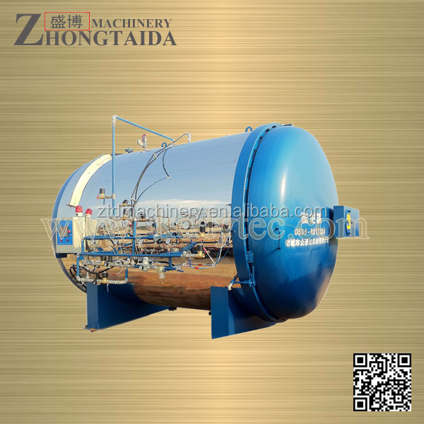 Tyre Vulcanization Machine
