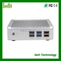 industrial control win8 system computer for Desktop gps computer pc