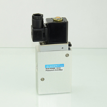 solenoid valve 1/4, Herion series valve, 3 ways big flow rate valve