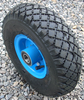 top quality rubber whee/pneumatic wheel/small size wheell 3.00-4