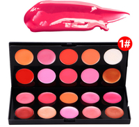 factory price! wholesale 20 colors lipgloss palette cute lip gloss