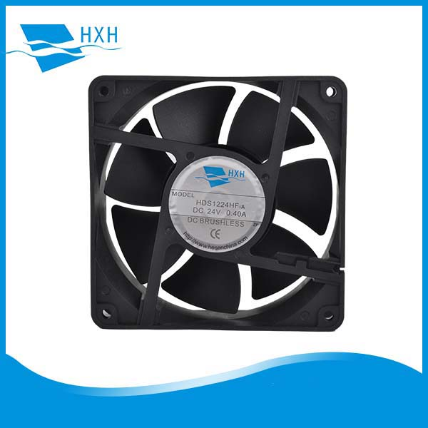 120mm dc fan 120x120x38mm PWM function extractor fan blower