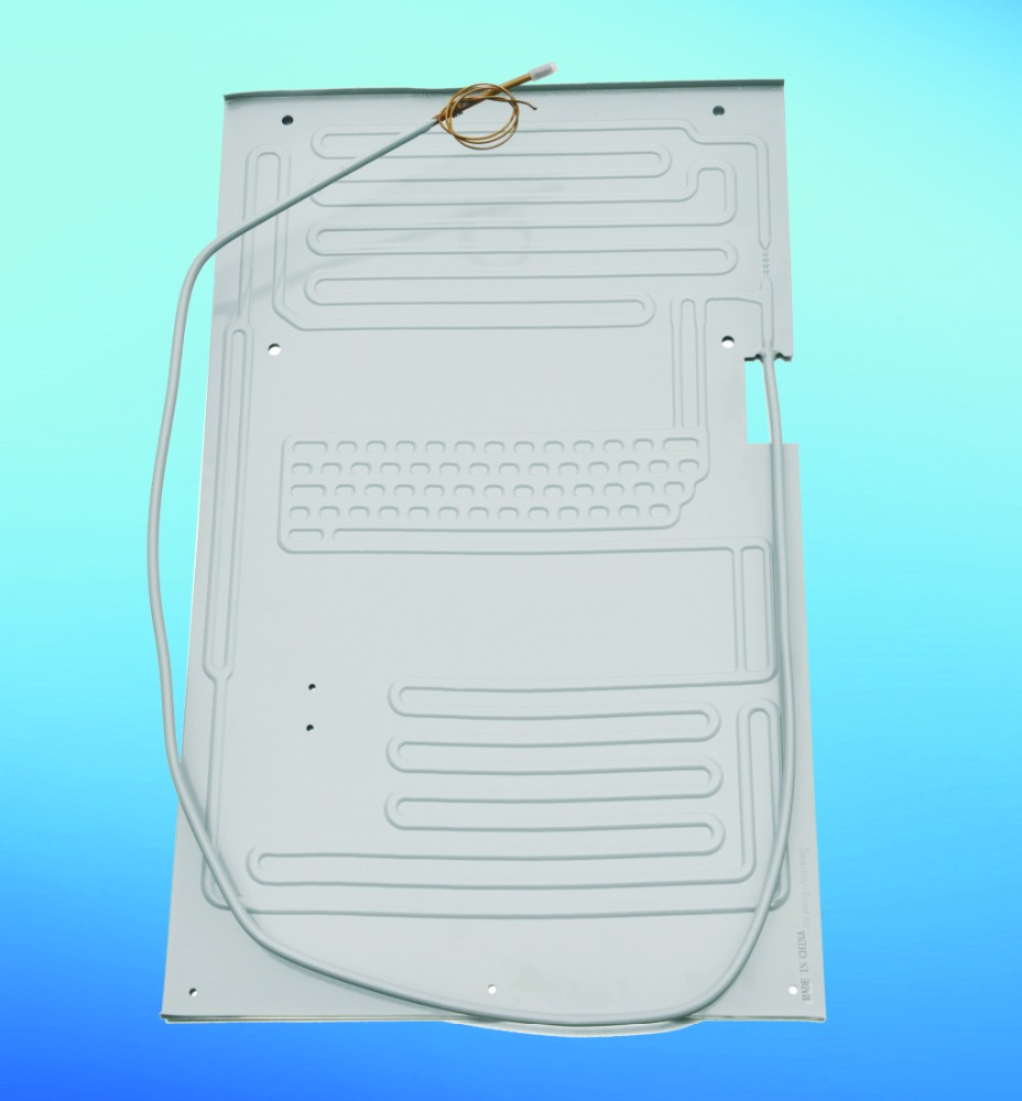 Bending Roll Bond Evaporator with ISO Approved