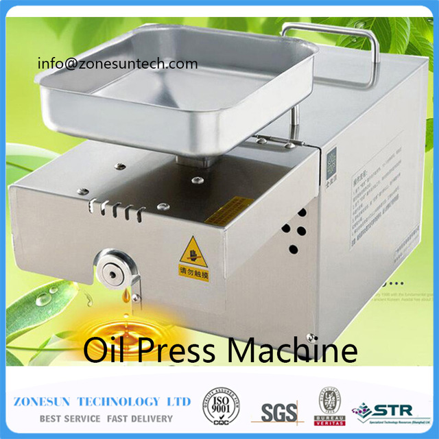 Screw Oil Press Machine/Small Screw Oil Press/Cold Pressed Oil Press