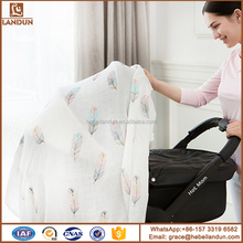 baby newborn soft 100% cotton organic muslin swaddle wrap blanket wholesale infant cheap baby blankets