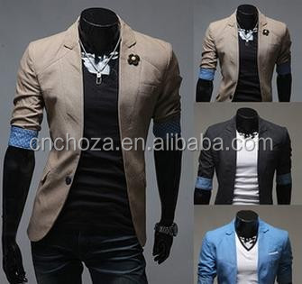 Z50419B Gent man suits, man formal business suits