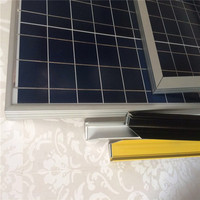 all size of solar panel best price from China with high quality aluminum solar frame