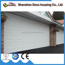 Cheap price galvanized metal garage door