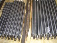 Induction Hardening Chromium Plated Bars (Pipe Shafts)