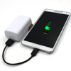 External Battery Charger Portable Charger, White Mini Portable Power Bank 5200mAh