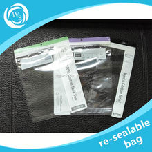 childproof ziplock bag for waterproof phone case