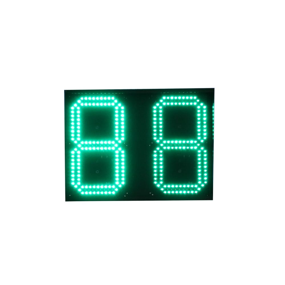 PL-99 ip5 countdown meter led countdown timer dot-matrix digital countdowm timer