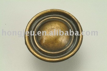 Furniture Handles Kitchen Cabinet ZINC ALLOY KNOB