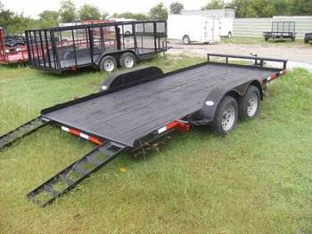 16 ft. Hauler trailer