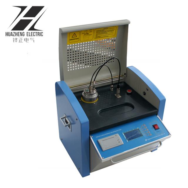 Excellent Oil Dissipation Factor Tan Delta Test Set