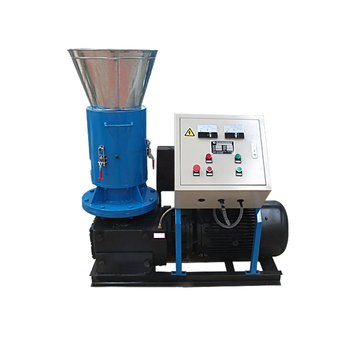 HOT Sale cheap manual small flat die wood pelletizing equipment biomass sawdust pellet mill machine
