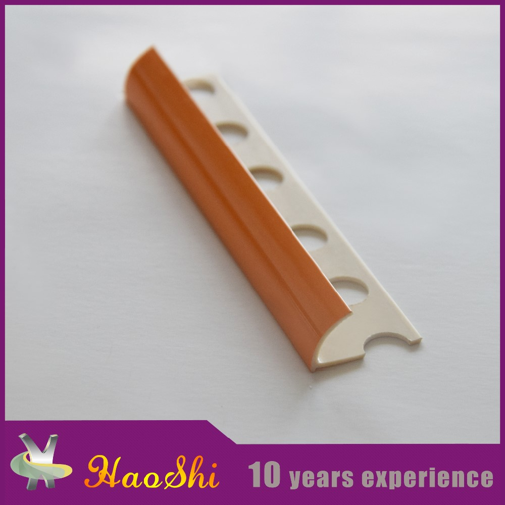 China PVC supplier protective furniture plastic edge trim strip