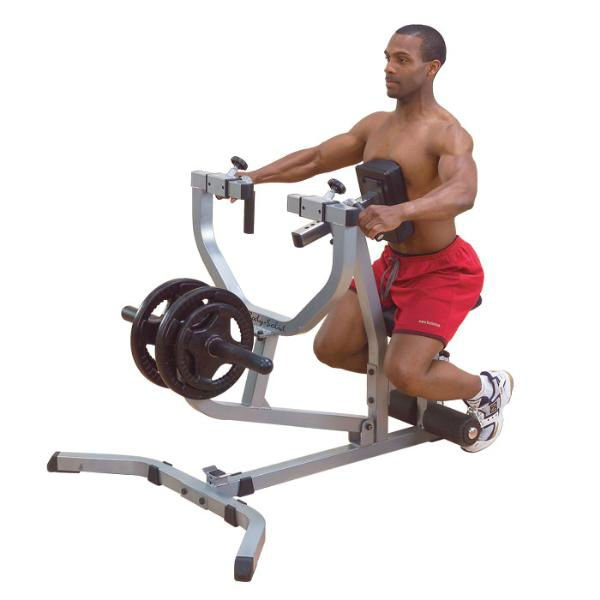 Body-Solid Seated Row Machine (GSRM-40)