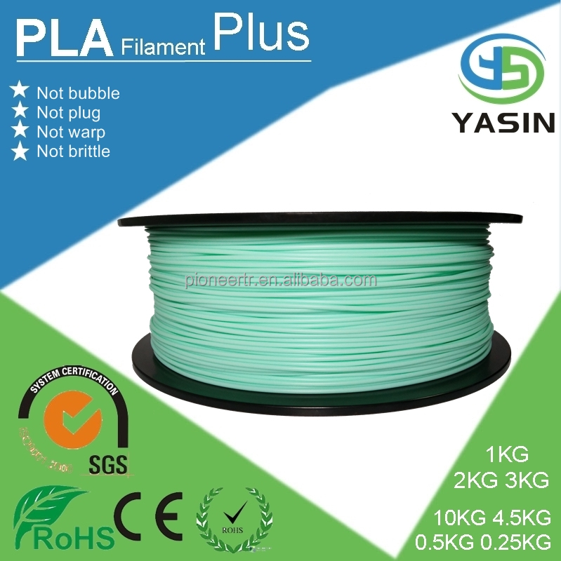 3d printer filaments for 3d printer pen / abs filament for 3d pen filament