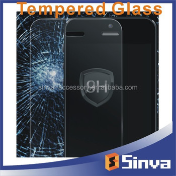 Sinva factory Premium Anti blue light tempered glass screen protector for htc one m9 In stock