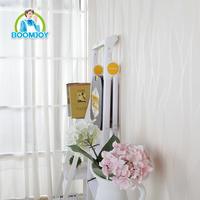 Multifunctional Bright color 4 steps ladder Folding Aluminum ladder