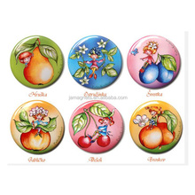 1024x829 Country Souvenir Fridge Magnets