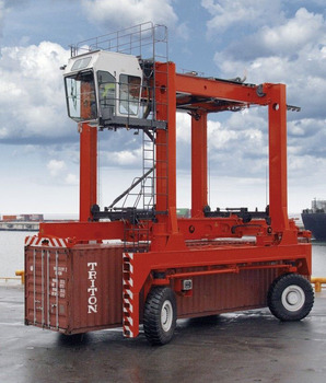 good quality rubber tyre container lifting cranes for choice