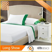 Hotel Bedding sets Bed Sheet designs ,250 TC