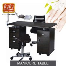 Nail salon furniture. Manicure Table. Salon beauty manicure nail table. Superior quality nail table