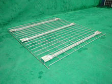 popular warehouse industrial plastic coated wire mesh panel