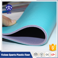 best seller comfortable pvc flooring for volleyball court
