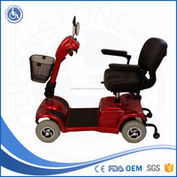 Handicapped Mobility four wheels electric Scooter wholesale for elderly