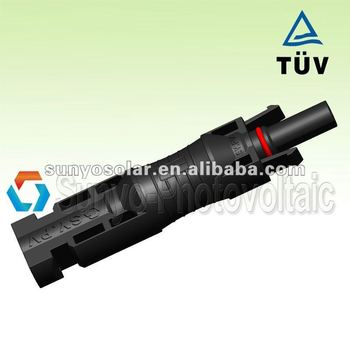 PV 4.0 Diode solar connector for PV system