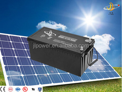JL Brand 12V 200Ah agm lead acid ups battery small rechargeable 12v storage battery