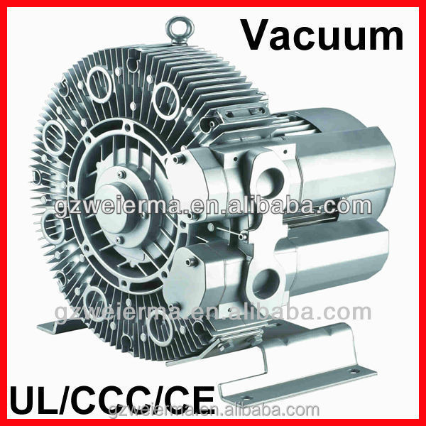 2HR 490-7AV25 Hearrick Single phase High Pressure Vacuum Industrial for Auto loom Air Blower