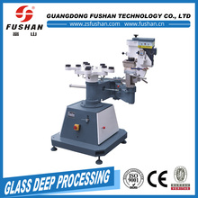 glass shape edging machine with manual control