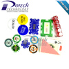 High quality popular plastic casino chips poker game chips