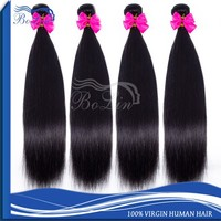 wholesale top quality natural virgin russian hair extensions double drawn remy hair