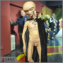 Realistic Art Wroks Movie Character Alien Figure Life Size