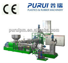 PE PP film recycled plastic extruder 2-3000kgh